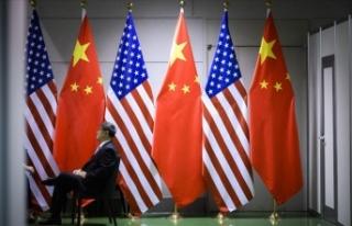 ABD ve Çin ticaret görüşmelerini yeniden başlatma...