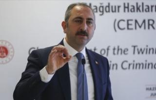 Adalet Bakanı Gül: Yargının 'pardon'...