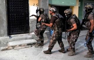 Adana merkezli 4 ilde PKK'nın gençlik yapılanmasına...