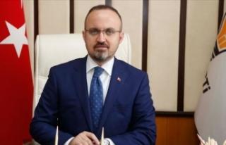 AK Parti Grup Başkanvekili Turan: Askerlikle ilgili...