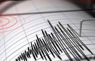 Endonezya'da 5,0 büyüklüğünde deprem