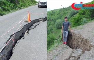 Ardahan'da 50 haneli köy heyelan riski nedeniyle...