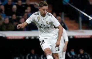 Atletico Madrid'e Real Madrid'den transfer