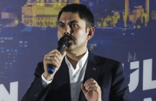 Bakanı Kurum: İstanbul'a hizmet etmek tüm...