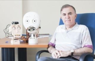 Boğaziçi Üniversitesinde insansı robot geliştirme...