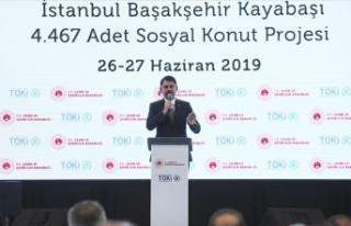 Çevre ve Şehircilik Bakanı Kurum: İmar barışına...