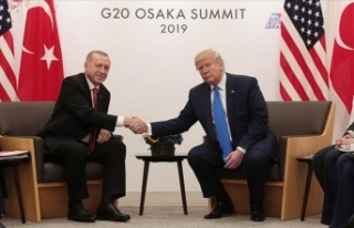 Cumhurbaşkanı Erdoğan: ABD ile dayanışmamızın...