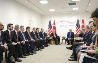 Cumhurbaşkanı Erdoğan'ın G20 Zirvesi'ndeki...