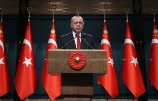 Cumhurbaşkanı Erdoğan: Jandarma huzurun ve refahın...