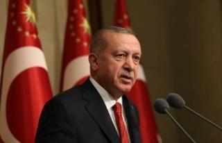 Cumhurbaşkanı Erdoğan: Kara Kuvvetlerimiz ülkemizin...