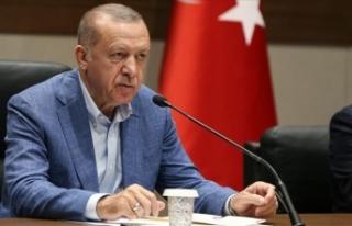 Cumhurbaşkanı Erdoğan, Mursi için kılınacak...