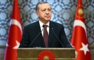 Cumhurbaşkanı Erdoğan: Türkiye tüm dostlarının...