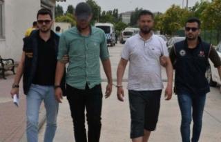 DEAŞ'ın bombacıları, Adana'da eyleme...