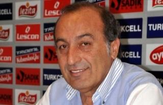 Denizlispor'un eski başkanlarından Ali İpek,...