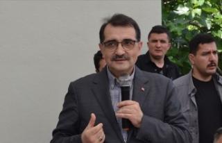 Enerji ve Tabii Kaynaklar Bakanı Dönmez: Petrol...