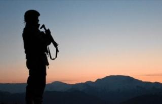 Bugün düzenlenen operasyonlarda 7 terörist etkisiz...