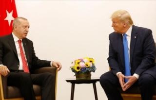 G20'de Türkiye ile ABD arasında S400 ve F35...