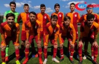 Galatasaray U14 Takımı'ndan Barcelona'ya 6 gol