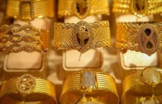 Güne yükselişle başlayan gram altın 267 lirada...