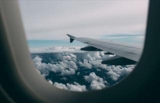 Hava yoluyla 5 ayda 74 milyon yolcu taşındı