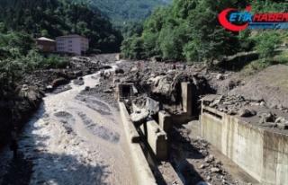 İçişleri Bakanı Soylu: Araklı'daki sel felaketinde...