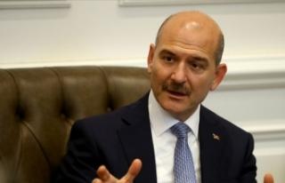 İçişleri Bakanı Soylu, soruları yanıtladı
