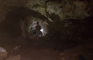 İçişleri Bakanı Soylu: Tunceli'de bir mağarada...