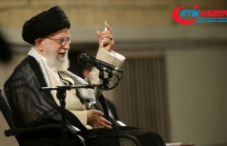 İran lideri Ali Hamaney: Trump'a hiçbir cevabım...