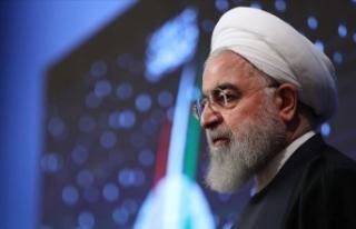 """Ruhani'den """"fırsatları kaçırmamalıyız""""..."""