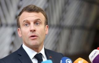 İran'dan Macron'un nükleer anlaşmayla...