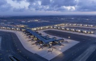 İstanbul Havalimanı, mayısta 5 milyon yolcu sayısını...