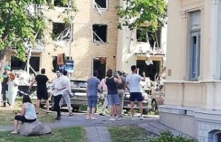 İsveç'te patlama! Çok sayıda yaralı var