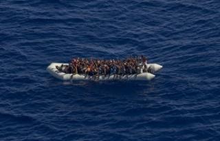İtalya hükümeti Akdeniz'de kurtarılan düzensiz...