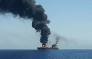 """İran'dan """"tankerin serbest bırakılması..."""