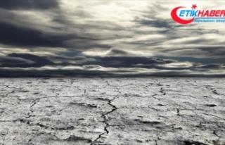 Kuraklık ve çölleşme her yıl 12 milyon hektar...