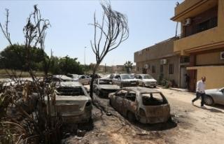Libya'nın başkenti Trablus için 'yıpratma...