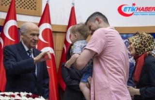 MHP Lideri Bahçeli: Oylar çalınmıştır, millet...