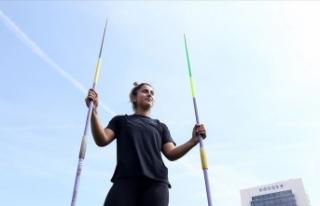 Milli atlet Eda Tuğsuz: Çalışmaların meyvesini...