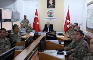 Milli Savunma Bakanı Akar: 27 Mayıs'tan bu yana...
