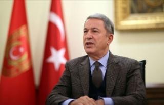 Milli Savunma Bakanı Akar: Kara Kuvvetlerimiz küresel...