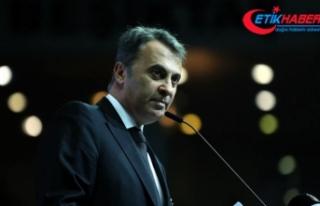 Orman: Bizi buluşturan ortak nokta Beşiktaş'tır