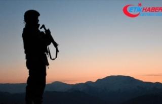 PKK'nın sözde Sason sorumlusu ölü ele geçirildi