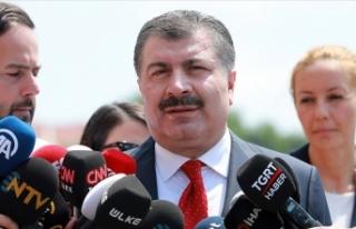 Sağlık Bakanı Koca: İstanbul'da 1550 hastamızın...