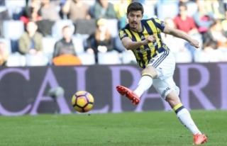 Salih Uçan Fenerbahçe'ye veda etti