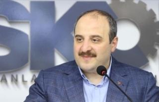 Sanayi ve Teknoloji Bakanı Varank: 20 bin projeye...