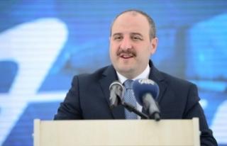 Sanayi ve Teknoloji Bakanı Varank: Biz bu hedefe...
