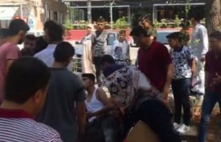 Şanlıurfa'da okul çıkışı bıçaklı kavga:...
