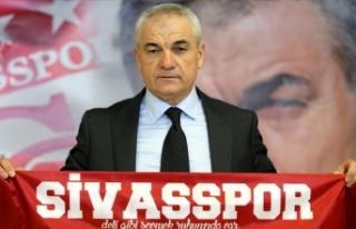 Sivasspor'da Rıza Çalımbay dönemi
