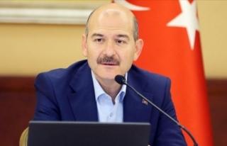 Soylu'dan Karamollaoğlu'na pasaport verilmediği...