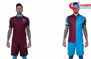 Trabzonspor'da yeni sezon formaları satışa...